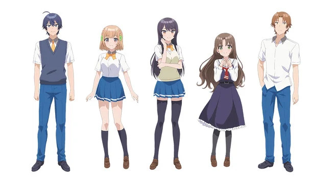 Anime Osananajimi ga Zettai ni Makenai Love Come ấn đinh ngày lên sóng