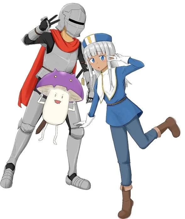 Manga Kono Healer Mendokusai sẽ được chuyển thể thành Anime