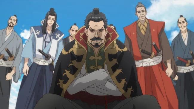 Anime Yasuke tung trailer mới giới thiệu dàn diễn viên
