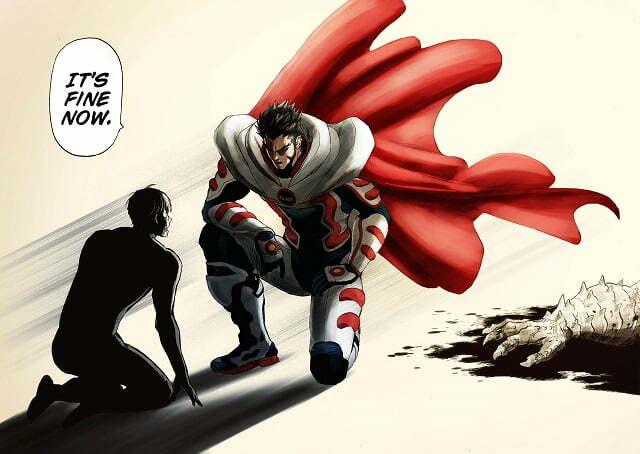 """One Punch Man: Sức mạnh của Blast có đủ để thách thức """"anh hói""""?"""