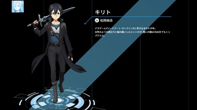 Anime Sword Art Online Progressive hé lộ tạo hình nhân vật