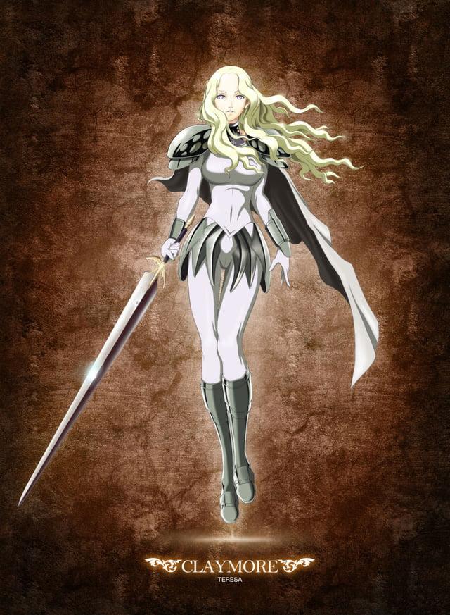 Top 10 nhân vật nữ Anime có mái tóc vàng được yêu thích nhất