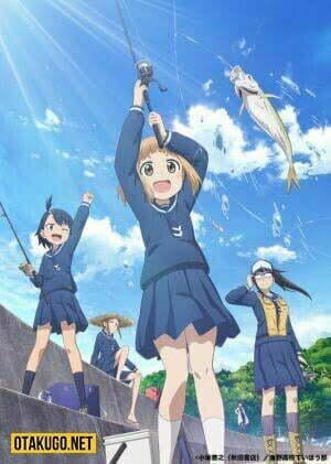 6 Anime tương tự Super Cub