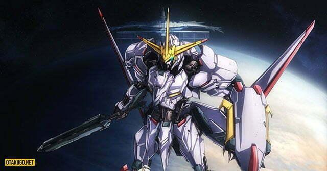 Gundam công bố dự án Anime mới cho năm 2022