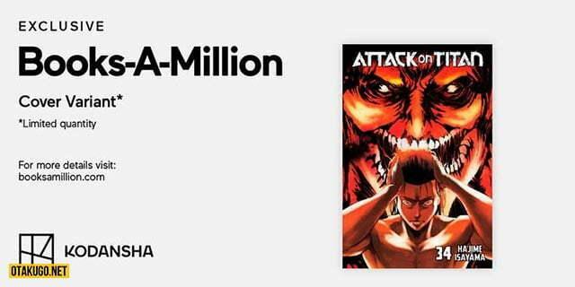 Tập cuối của Attack on Titan sắp có ngày phát hành